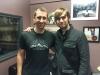 Ant Sullivan & Mike Johnston