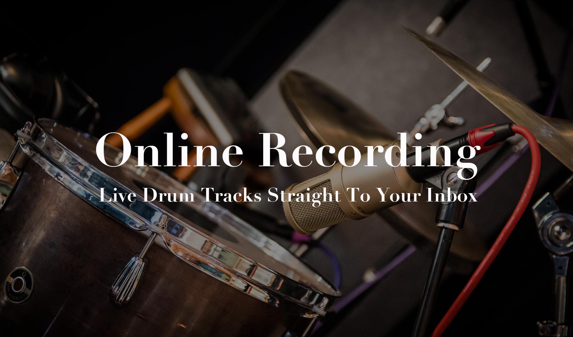 Drum Tracks Online